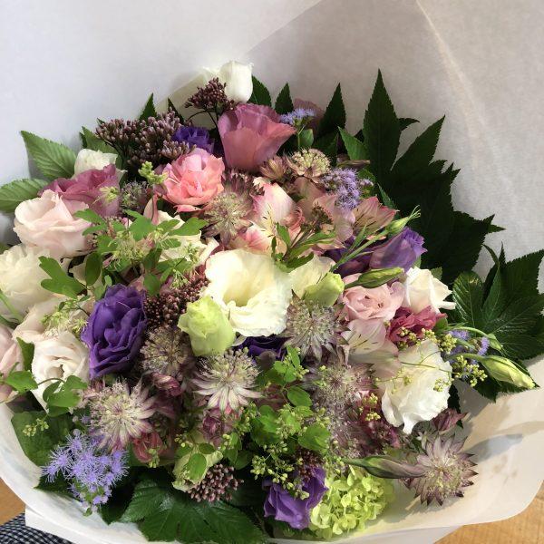 秋色の花束/autumn bouquet