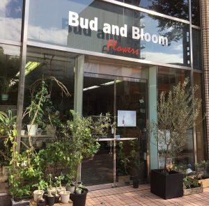 Bud and Bloomの外観